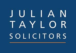 JULIAN TAYLOR LOGO cut blue